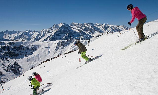 Ski Opening im Zillertal