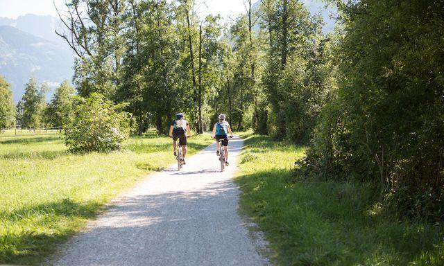 Urlaubsangebot mit E-Bike im Zillertal